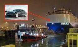 Илон Маск прибыл в Европу, чтобы лично контролировать поставки Tesla Model 3