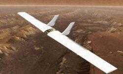 Инженеры предложили исследовать Марс с помощью надувных БПЛА