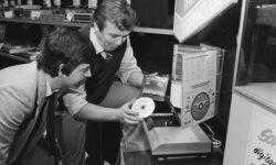 Как все начиналось: лазерные диски и их история