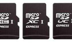 Карточки microSD пошли на взлёт: NVMe, PCIe 3.0, до 1 Гбайт/с и до 128 Тбайт