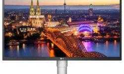 LG 27UL550-W: монитор формата 4К с поддержкой HDR10