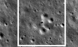 Лунный орбитальный зонд NASA сделал новые снимки Китайской станции «Чанъэ-4» — ближе и яснее