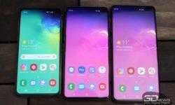 Минимум сюрпризов: официальный анонс трёх смартфонов Samsung Galaxy S10