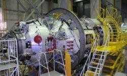 МКС-модуль «Наука» проходит проверку на герметичность