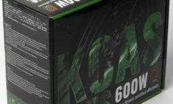 Новая статья: Блок питания Aerocool KCAS PLUS 600W: самая доступная «бронза»