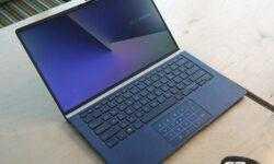 Новая статья: Обзор ультрабука ASUS ZenBook 14 UX433FN: компактность — превыше всего