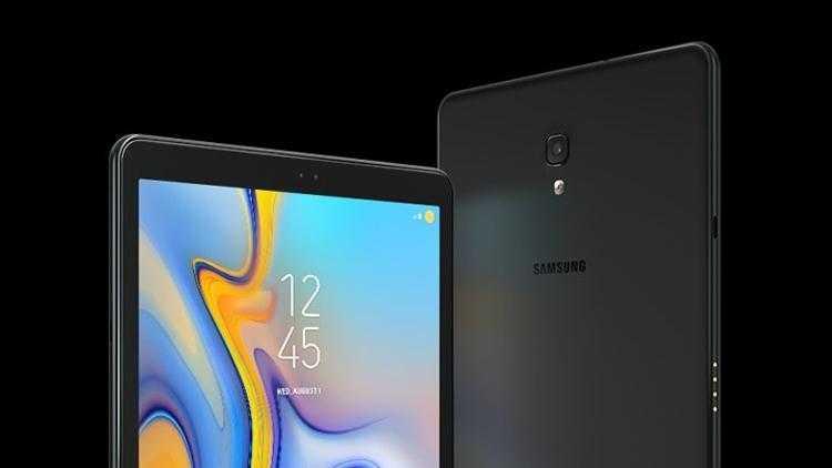 Фото Новый планшет Samsung Galaxy Tab A «засветился» в бенчмарке