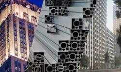 От Empire State Building до жилых домов: история использования алюминия в строительстве
