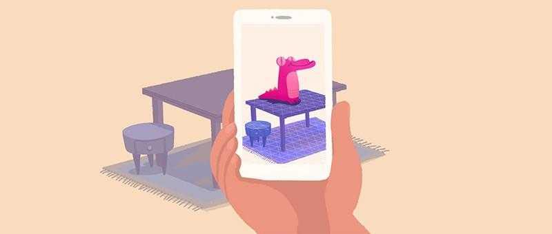 Как создать приложение дополненной реальности с помощью ARCore