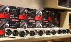 Radeon VII появился в продаже и тут же пропал