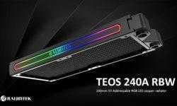 Raijintek оснастила новые радиаторы СЖО многоцветной подсветкой