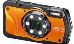 Ricoh WG-6 и G900: компактные фотокамеры повышенной прочности