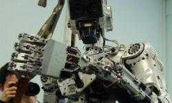 Робот «Теледроид» для работы в открытом космосе будет создан к 2025 году