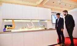 Samsung показала на выставке The Kitchen & Bath Industry Show роботов для кухни, уборки и помощи инвалидам