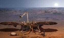 Сейсмометр марсианского зонда InSight получил защиту от ветров и жары