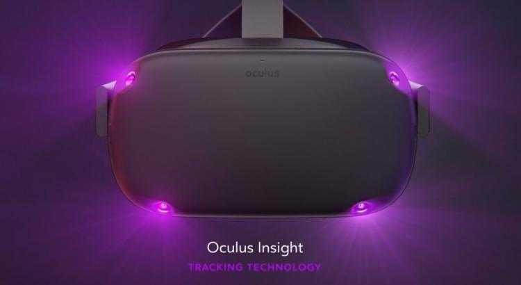 Выходящая в этом году самодостаточная гарнитура Oculus Quest