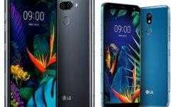 Смартфоны LG K50 и K40 получили защищённое исполнение