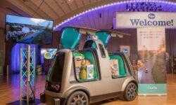 Стартап по роботизированной доставке Nuro привлёк почти миллиард долларов инвестиций