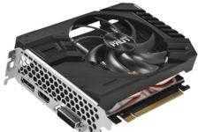 В семейство видеокарт Palit GeForce GTX 1660 Ti вошли компактные модели