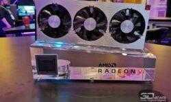 Видео дня: распаковка флагманской Radeon VII в лаборатории 3DNews