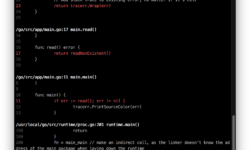 Повышаем информативность ошибок в Go – github.com/ztrue/tracerr