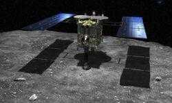 Японский зонд Hayabusa 2 готовится к посадке на астероид Рюгу