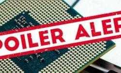 AMD подтвердила, что её процессоры не подвержены уязвимости Spoiler