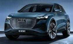 Audi Q4 e-tron: электрический привод quattro и запас хода более 450 км