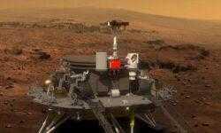 Для исследования Красной планеты Китай отправит в следующем году марсоход