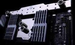 EK Water Blocks представила водоблоки для платы ROG Dominus и процессоров Intel Xeon