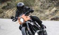 Электрический мотоцикл Harley-Davidson оказался мощнее, чем предполагалось