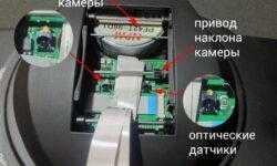 [Из песочницы] Разбор PTZ-камеры: что внутри и как это работает