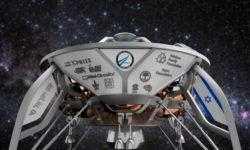 Израильский посадочный модуль «Берешит» почти добрался до Луны