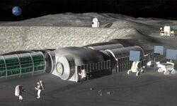 JAXA испытало технологии удаленного управления техникой для строительства лунной базы