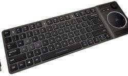 Клавиатура для гостиной Corsair K83 снабжена джойстиком и тачпадом