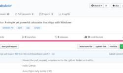 Microsoft открыла код Калькулятора Windows