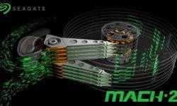 На днях Western Digital представит жёсткий диск с двумя независимыми блоками головок