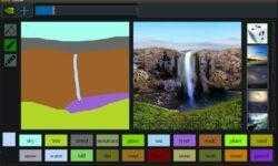 Нейросеть от Nvidia превращает простейшие наброски в красивые пейзажи