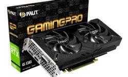 Новая статья: Обзор и тестирование видеокарты Palit GeForce RTX 2060 GamingPro OC