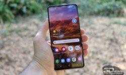 Новая статья: Обзор смартфона Samsung Galaxy S10+: все это уже было в «Симпсонах»