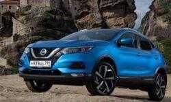Новый кроссовер Nissan Qashqai выходит в России по цене от 1 290 000 рублей