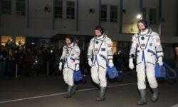 Очередная длительная экспедиция прибыла на МКС