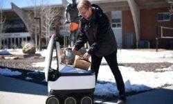 [Перевод] Как робот-доставщик изменил кулинарные привычки американских студентов
