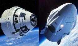 [Прямой эфир] Crew Dragon успешно приводнился после отстыковки от МКС