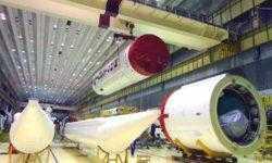 Ракета «Протон-М» для запуска обсерватории «Спектр–РГ» прибыла на Байконур