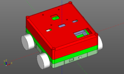 Система скриптового 3д моделирования ZenCad
