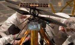 Специалисты NASA доказали, что их космический вертолёт сможет летать на Марсе