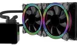 Spire представила свои первые СЖО Liquid Cooler и Liquid Cooler Solo
