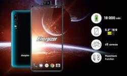 Телефон от Energizer: 18000 мАч чистой энергии