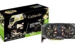 Ускоритель Manli GeForce GTX 1660 Ti Gallardo имеет заводской разгон